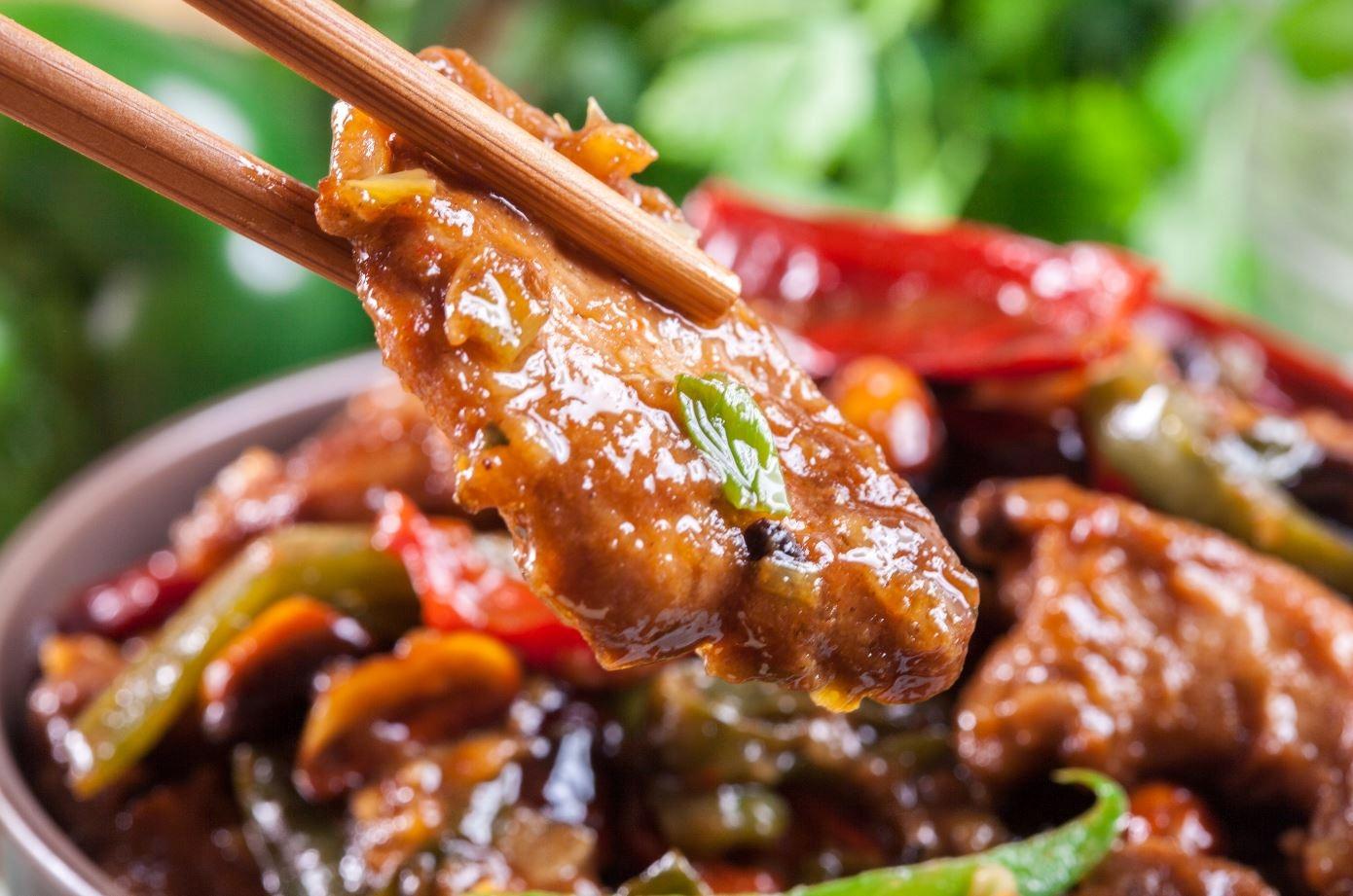 Цыпленок Гонг Бао Кунг Пао 0,9 л