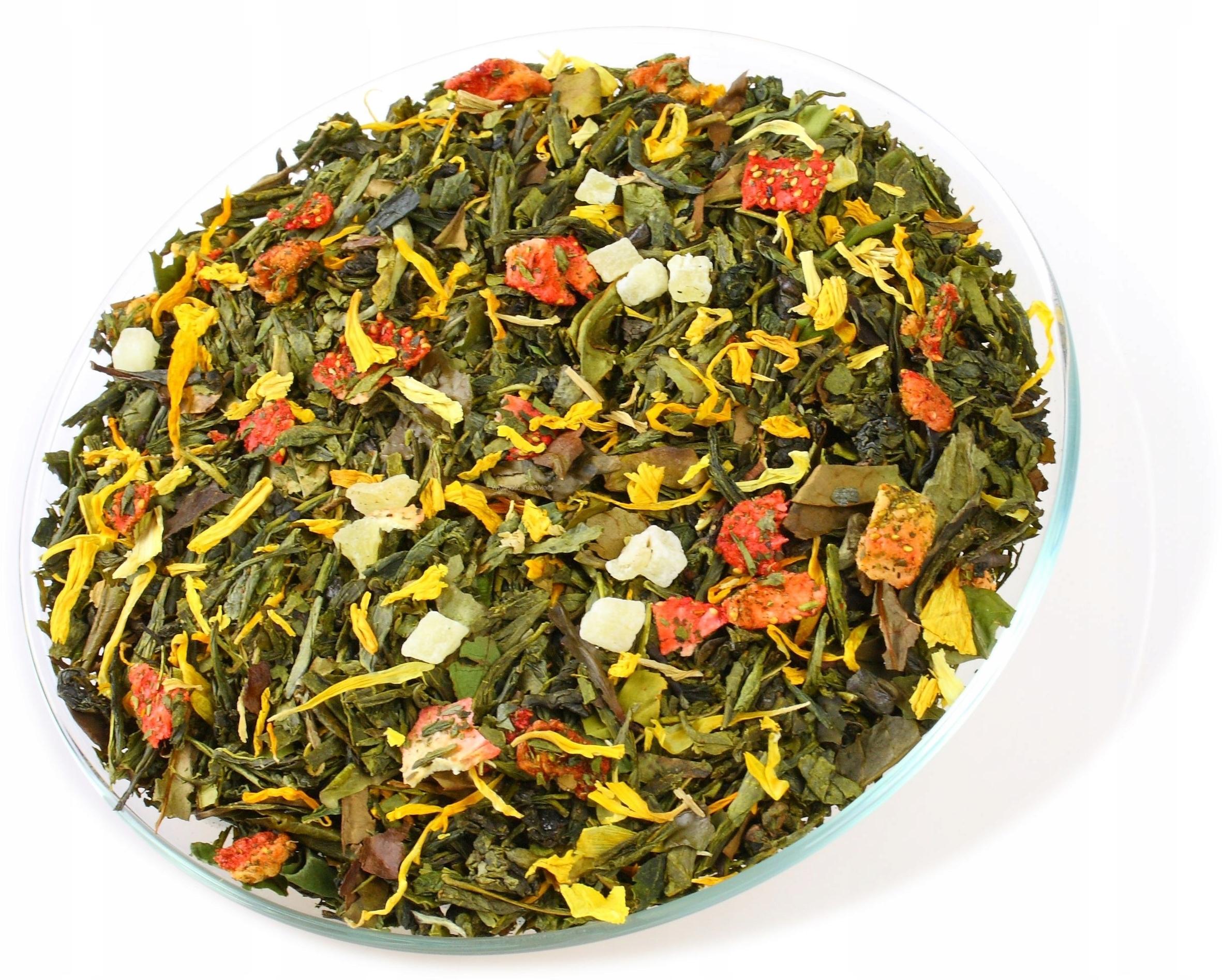 7 ЗЕЛЕНЫХ СОКРОВИЩ Белый и зеленый чай (50 г)