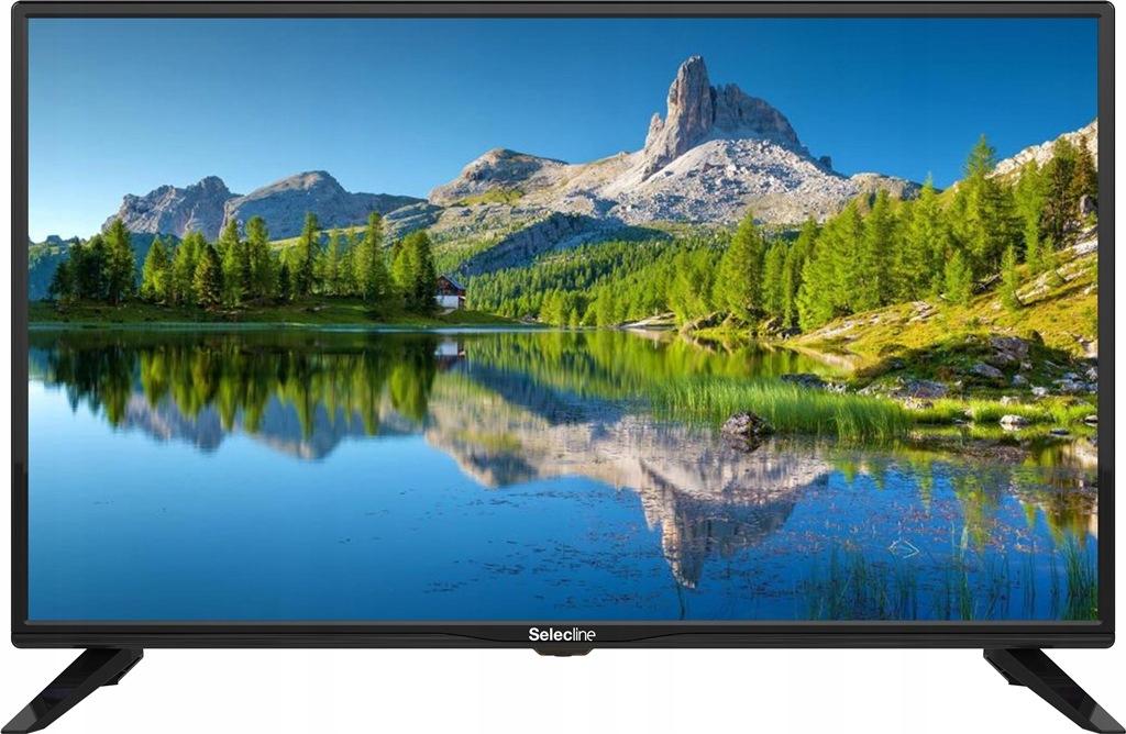Selecline 32S201T2 LED TV 32 дюйма телевизор