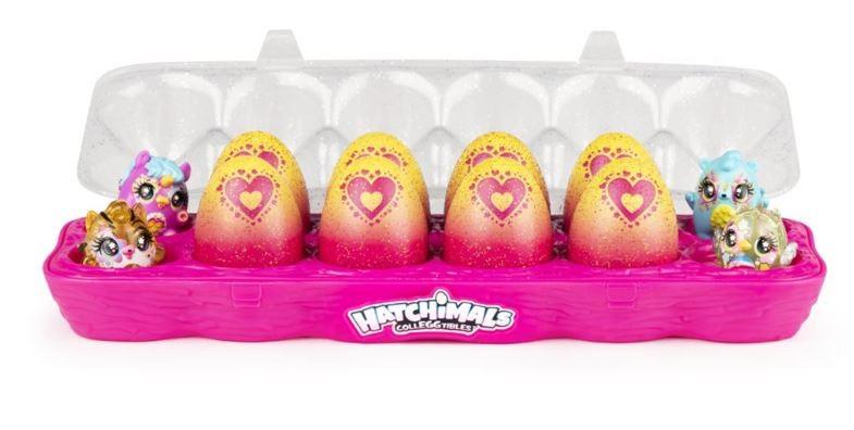 12-pack Hatchimals Figurines Figúrky z limitovanej edície