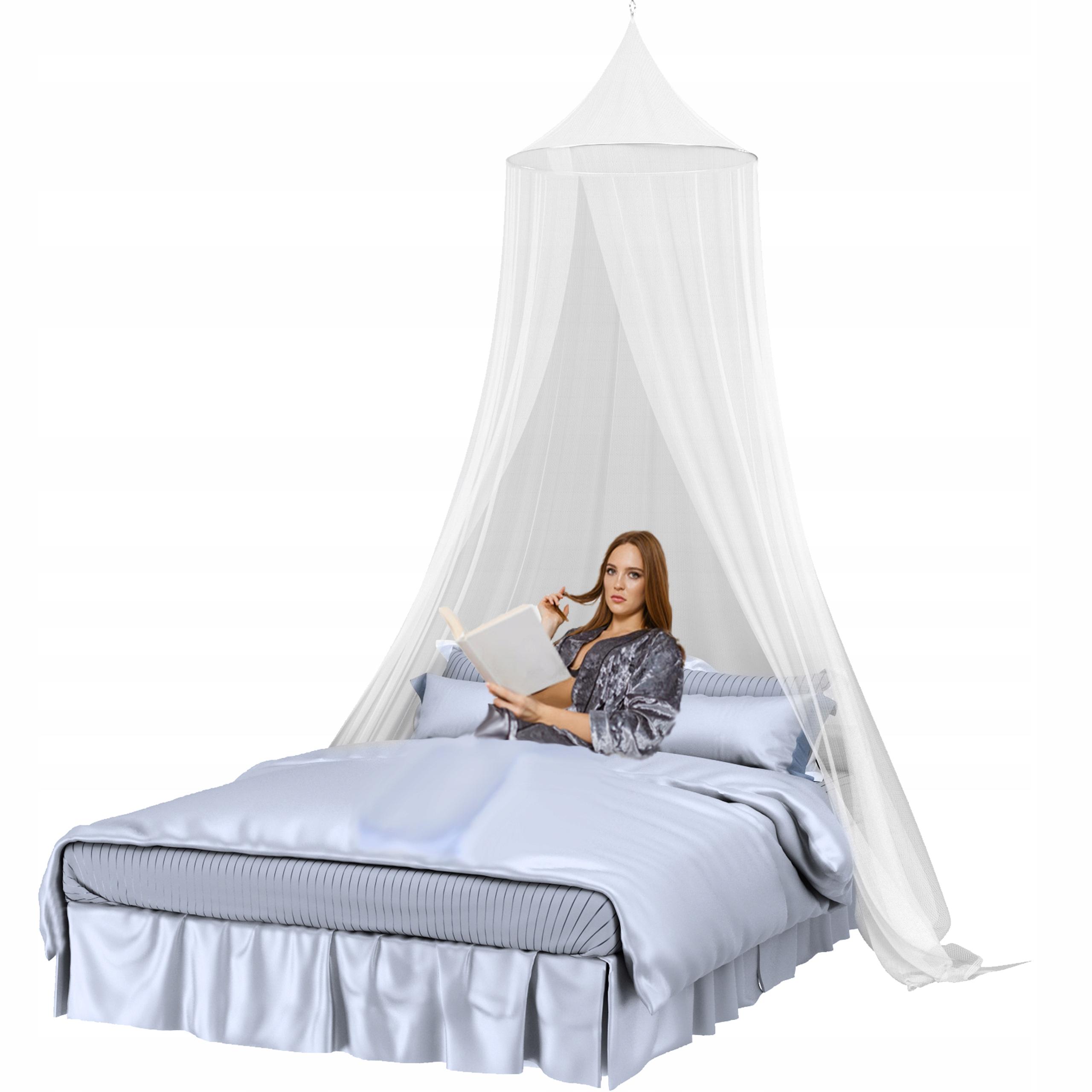 БАЛДАЧИМ москитная сетка над кроватью.