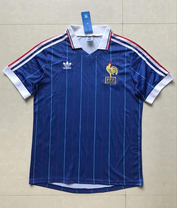 Dres Adidas France 1982 XL Retro