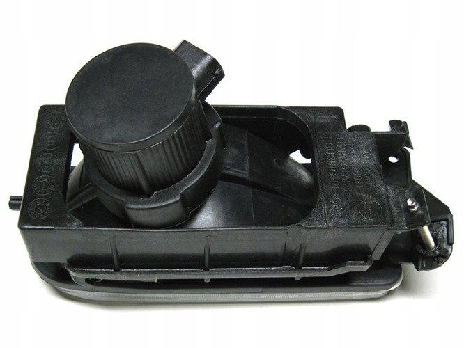 2x halogen halogeny z ramką CLEAR L+P do BMW 3 E36 3