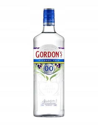 Gordon's Gin Безалкогольный 0,0% 700 мл