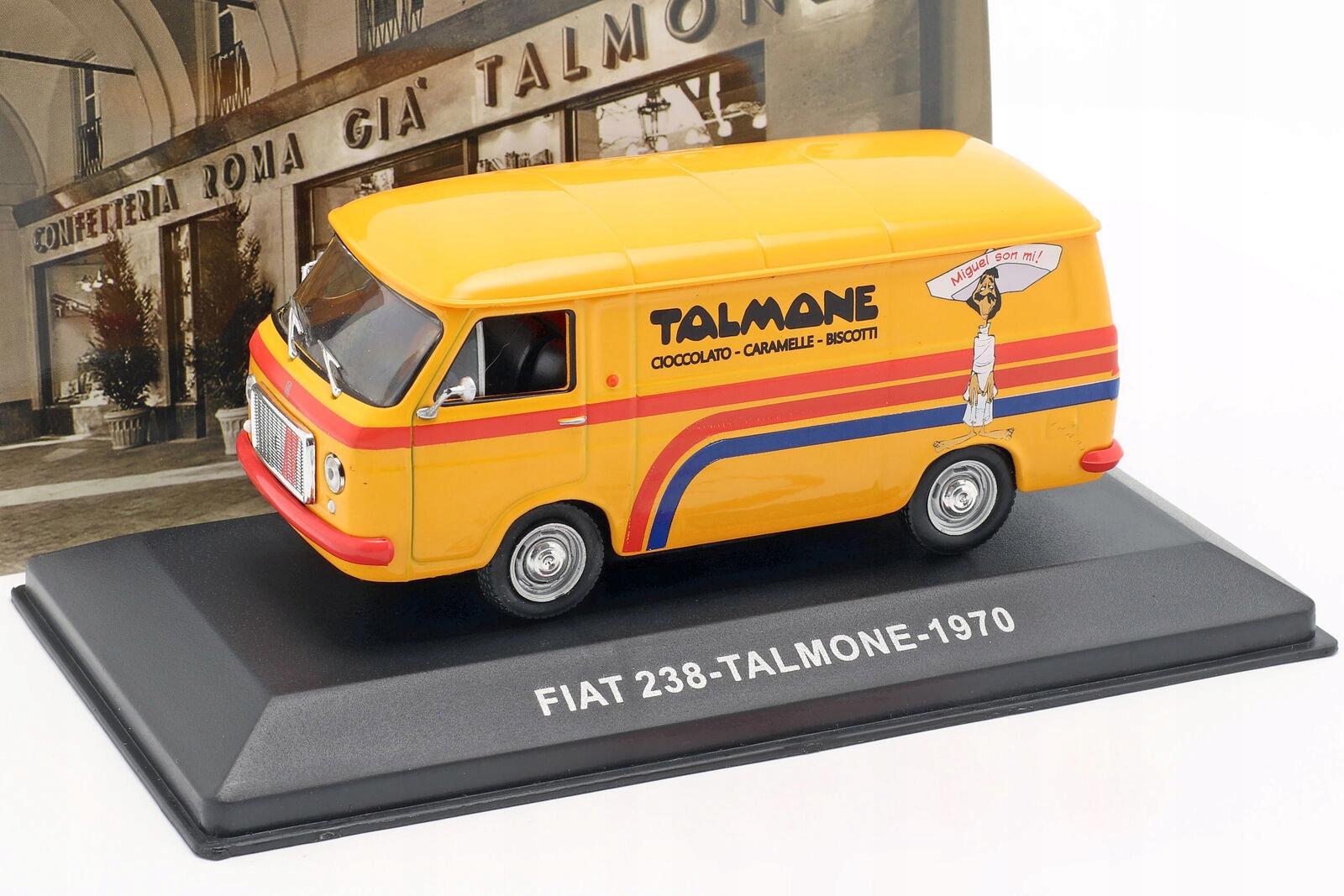 ALTAYA - FIAT 238 - TALMONE 1970 1:43