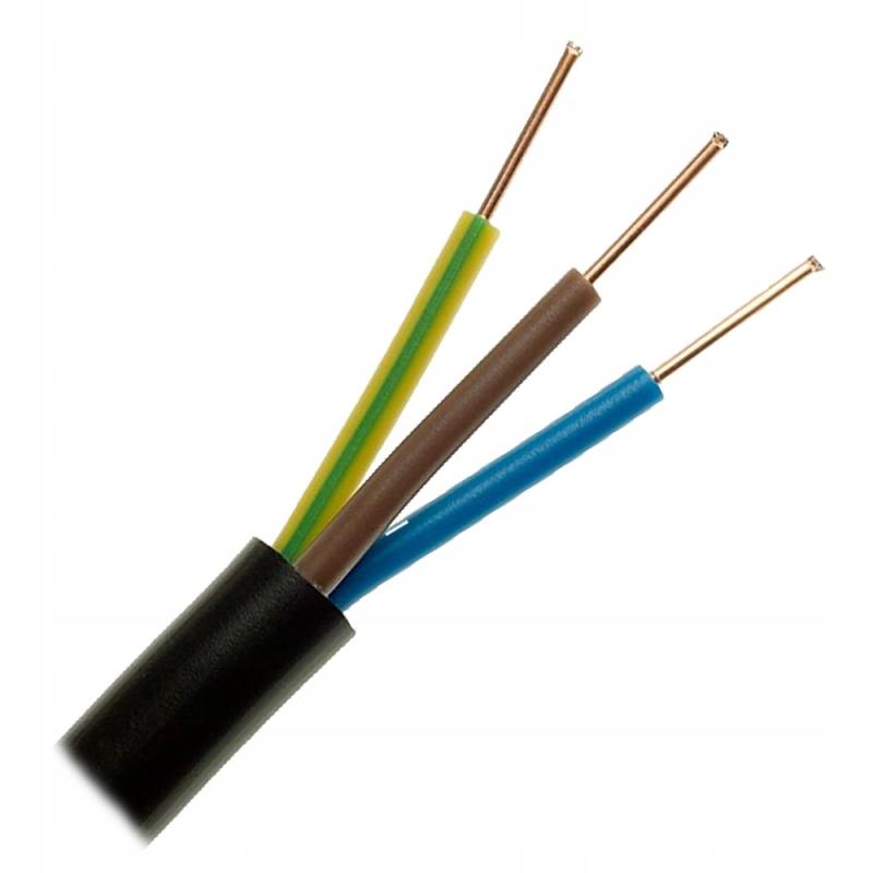 Kabel ziemny YKY 3x2,5 0,6/1KV