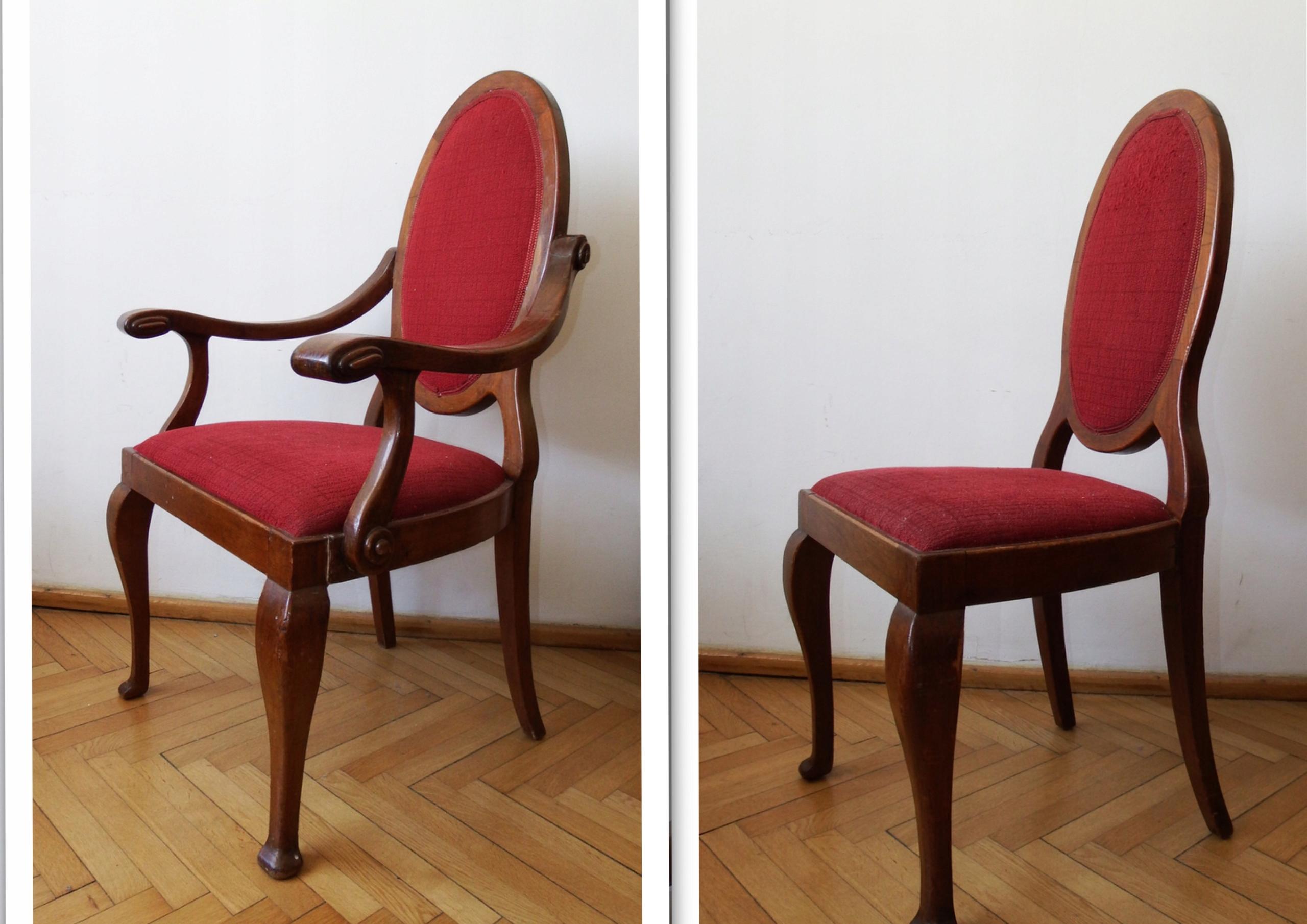 Антикварные стулья и кресла