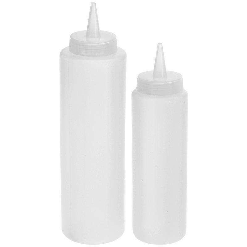 Zestaw butelek do dekoracji 2szt 250/500ml BZ
