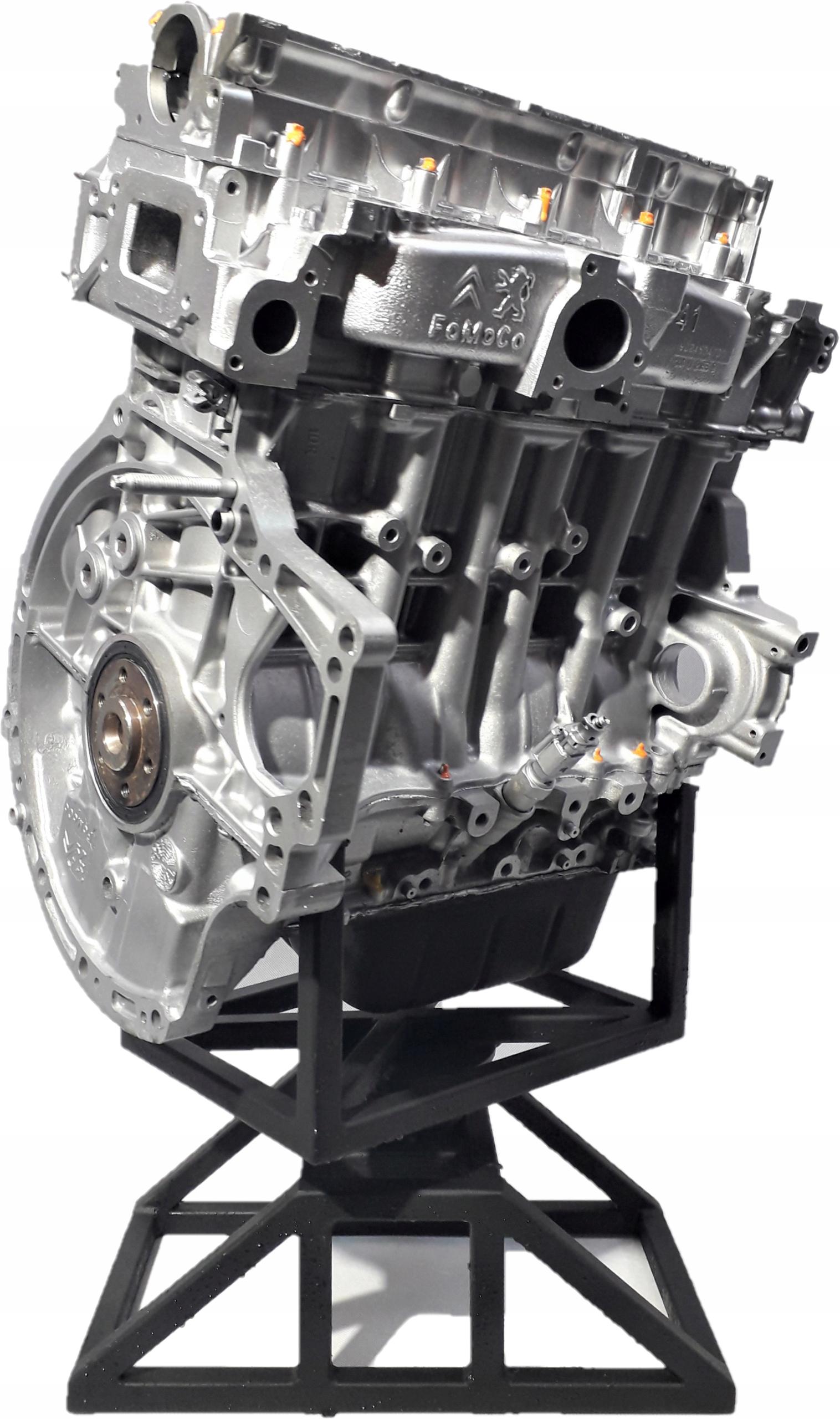 двигатель citroen peugeot 16 hdi 9h05+regenerowany