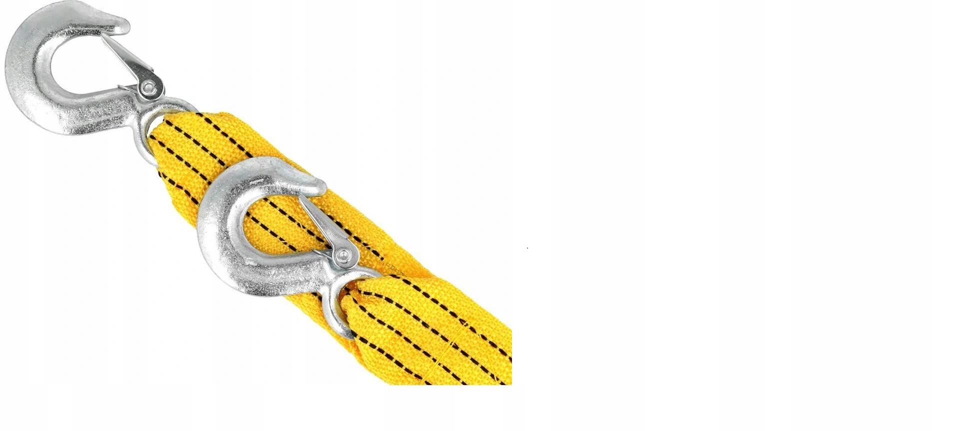 Кабельный ремень Буксировочный ремень или гамак 3т