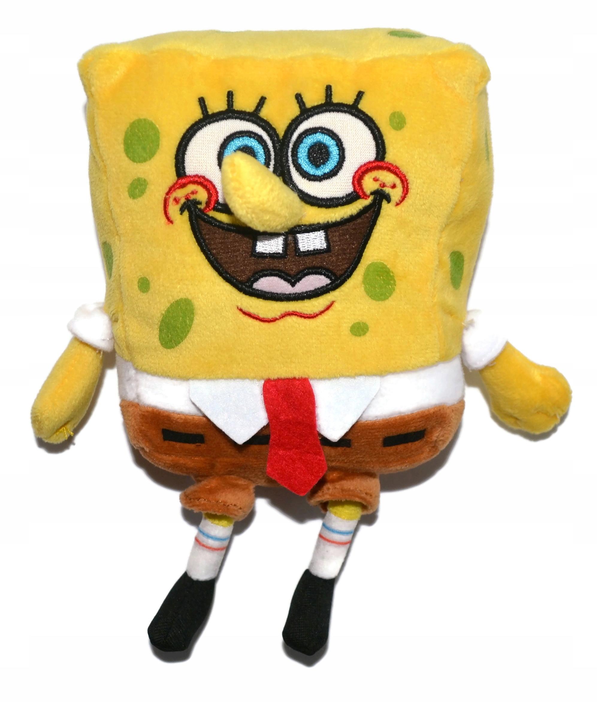 Sponge Bob maskot 20 cm plyšový SPONGEBOB