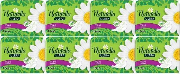 Гигиенические прокладки Naturella Ultra Maxi 8 шт. x 8