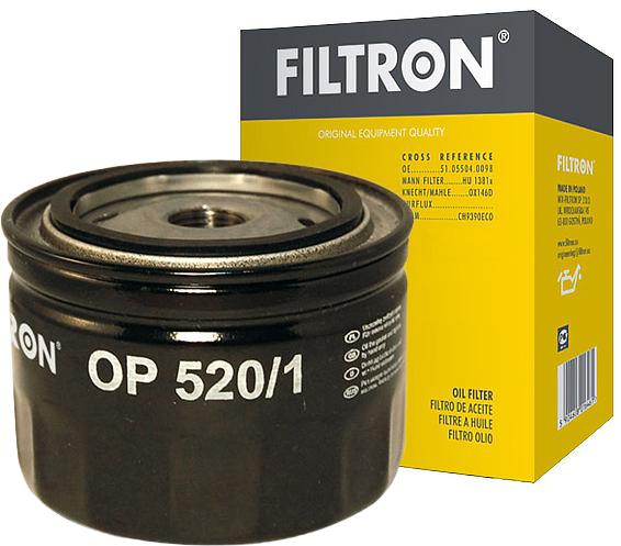 фильтр масла filtron к peugeot 307 20 hdi