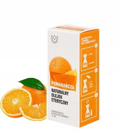 Olejek eteryczny Pomarańcza Pomarańczowy BADANIA
