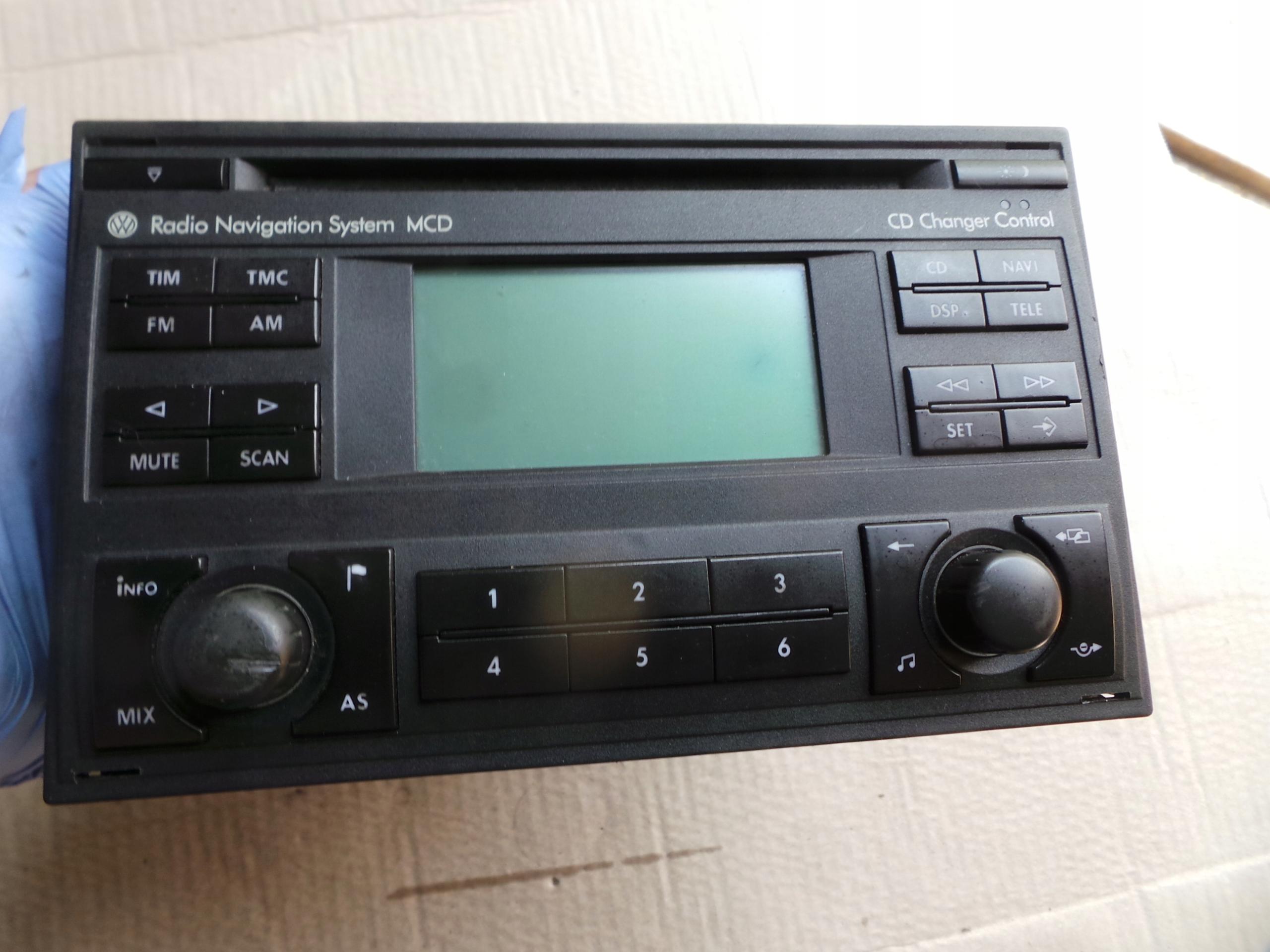 радио навигация vw passat b5fl