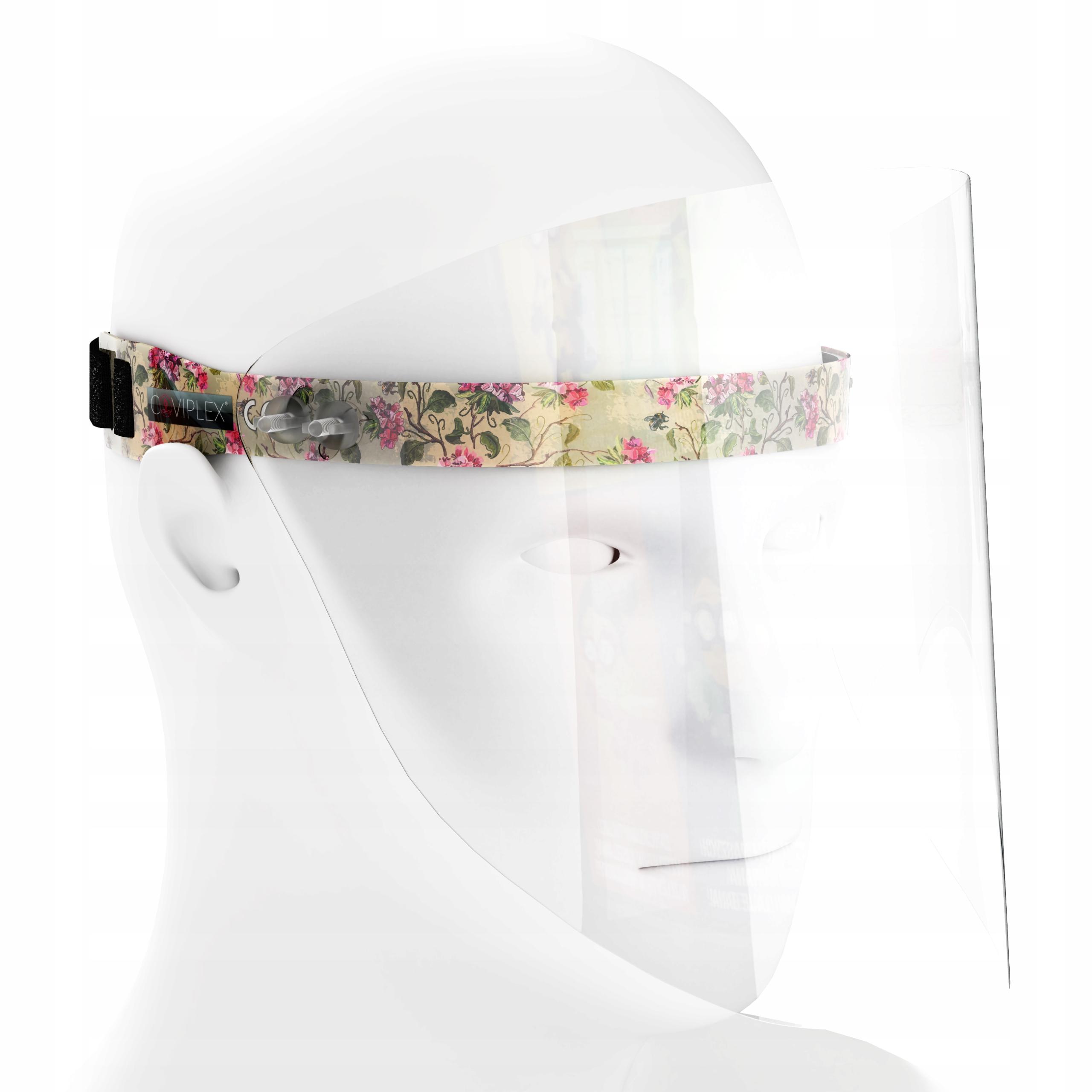 Купить Защитный шлем Coviplex ultra light ROSETTA на Otpravka - цены и фото - доставка из Польши и стран Европы в Украину.