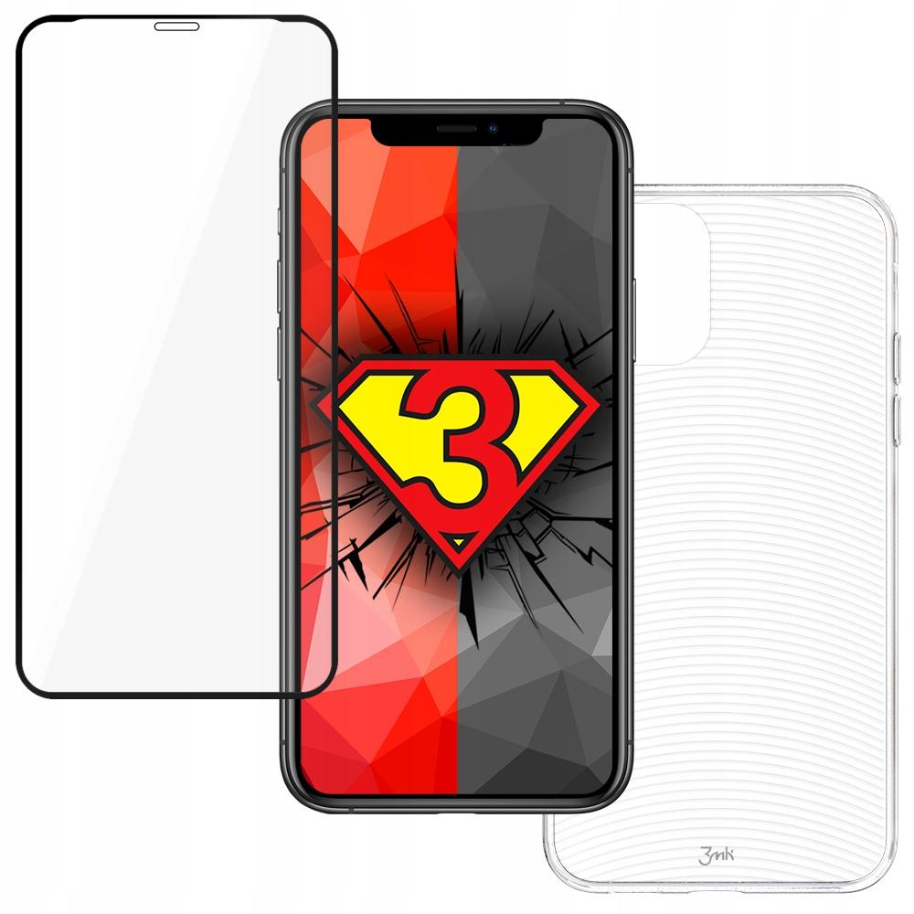 iPhone 11 Pro | 3mk Armor Case | 3mk Neo Glass