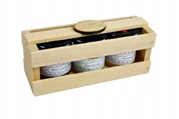 Подарочный набор ко дню учителя мед варшава