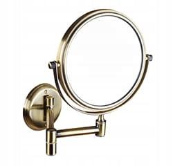 BEMETA 106101697 RETRO bronzové kúpeľňové zrkadlo