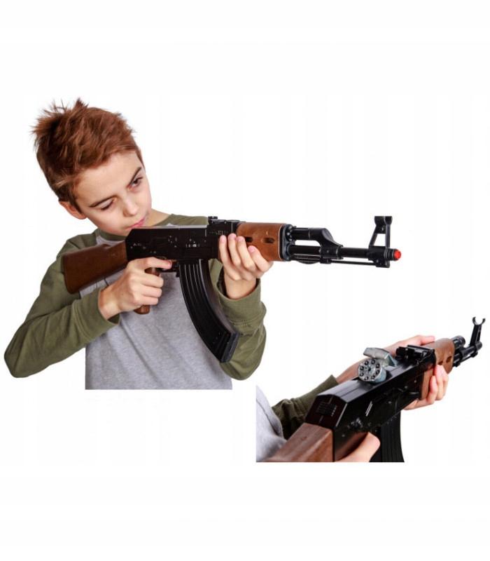 Kalašnikovova pištoľ na kukly KVALITA
