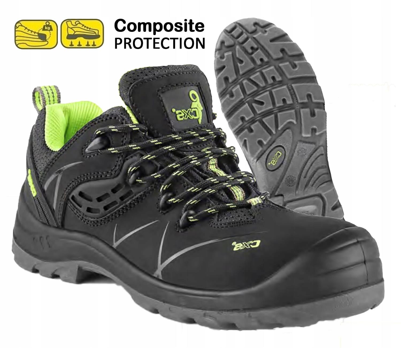 Buty robocze półbuty UNIVERSE COMET S3 CXS #41 Płeć mężczyźni