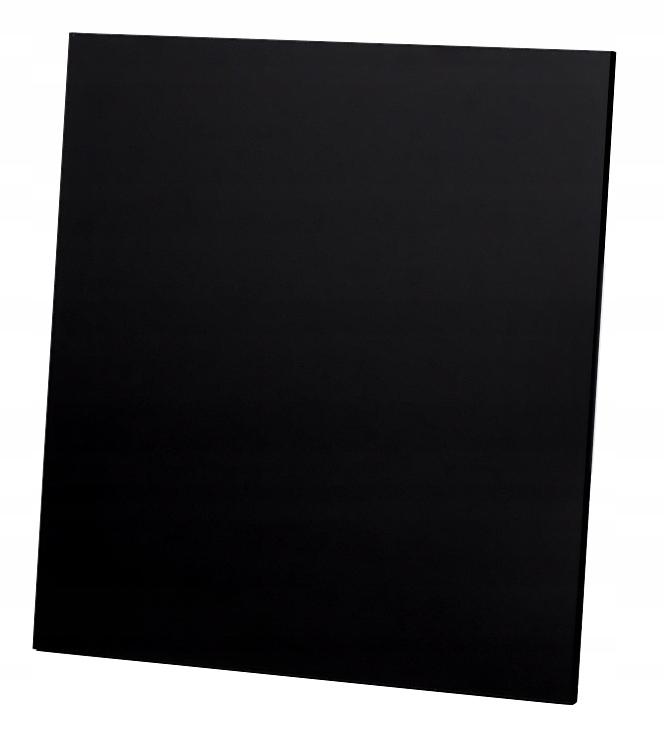 Kratka wentylacyjna DRIM czarny połysk plexiglass