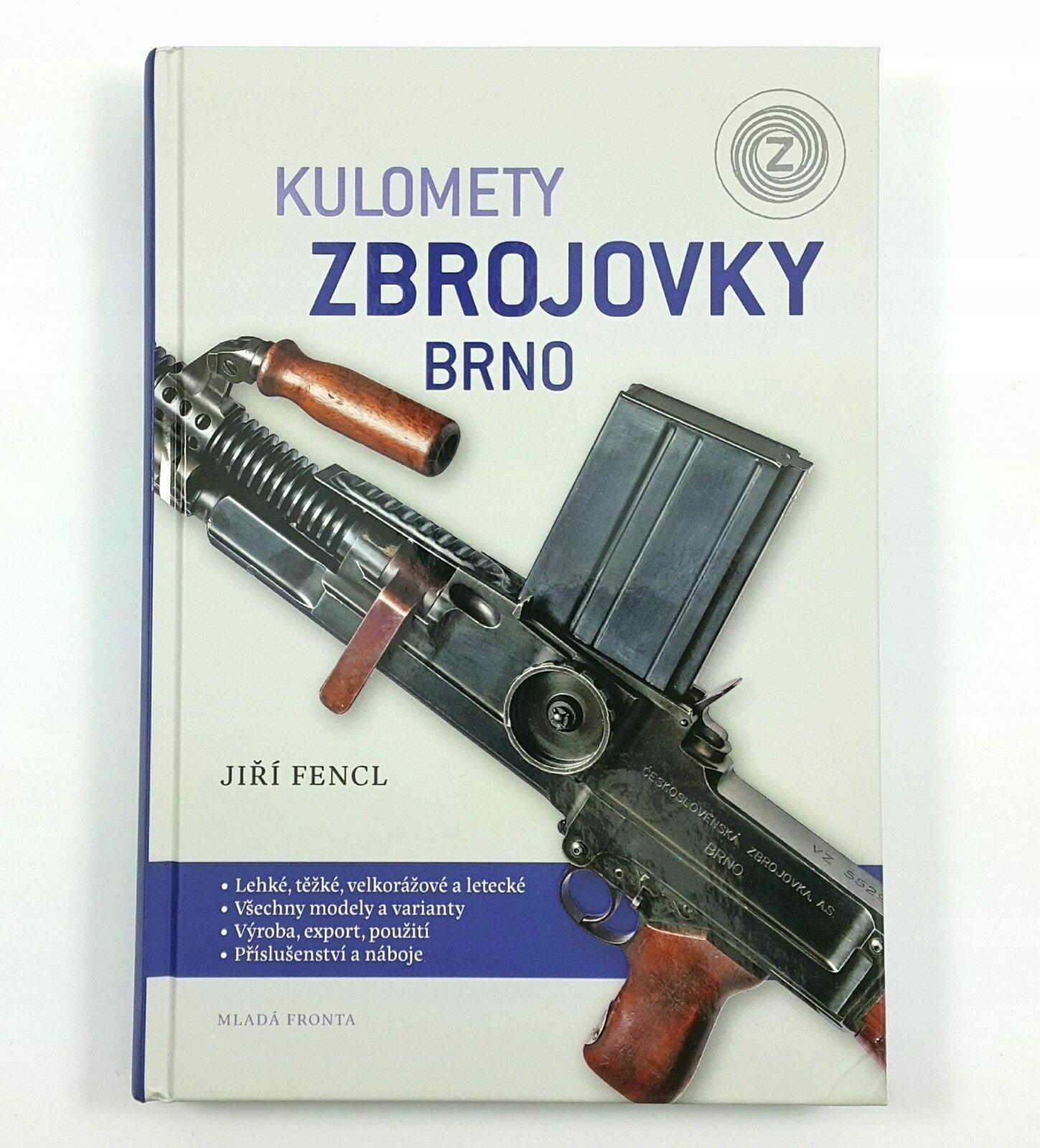 Чешские пулеметы Zbrojovky Brno CZ