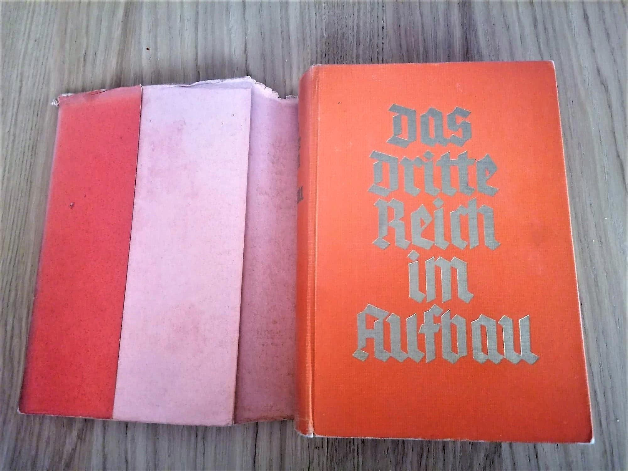Книга DAS DRITTE REICH IM AUFBAU 1941 том 5 часть 4