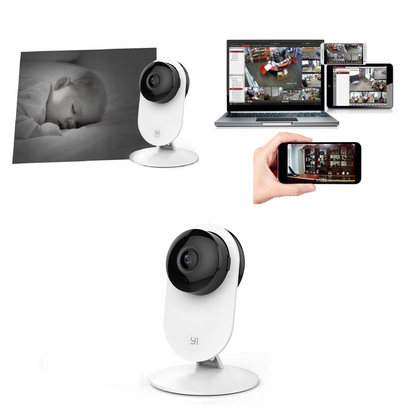 FOTOAPARÁT VIDEO MONITOROVACÍ TELEFÓN LAPTOP WIFI IP