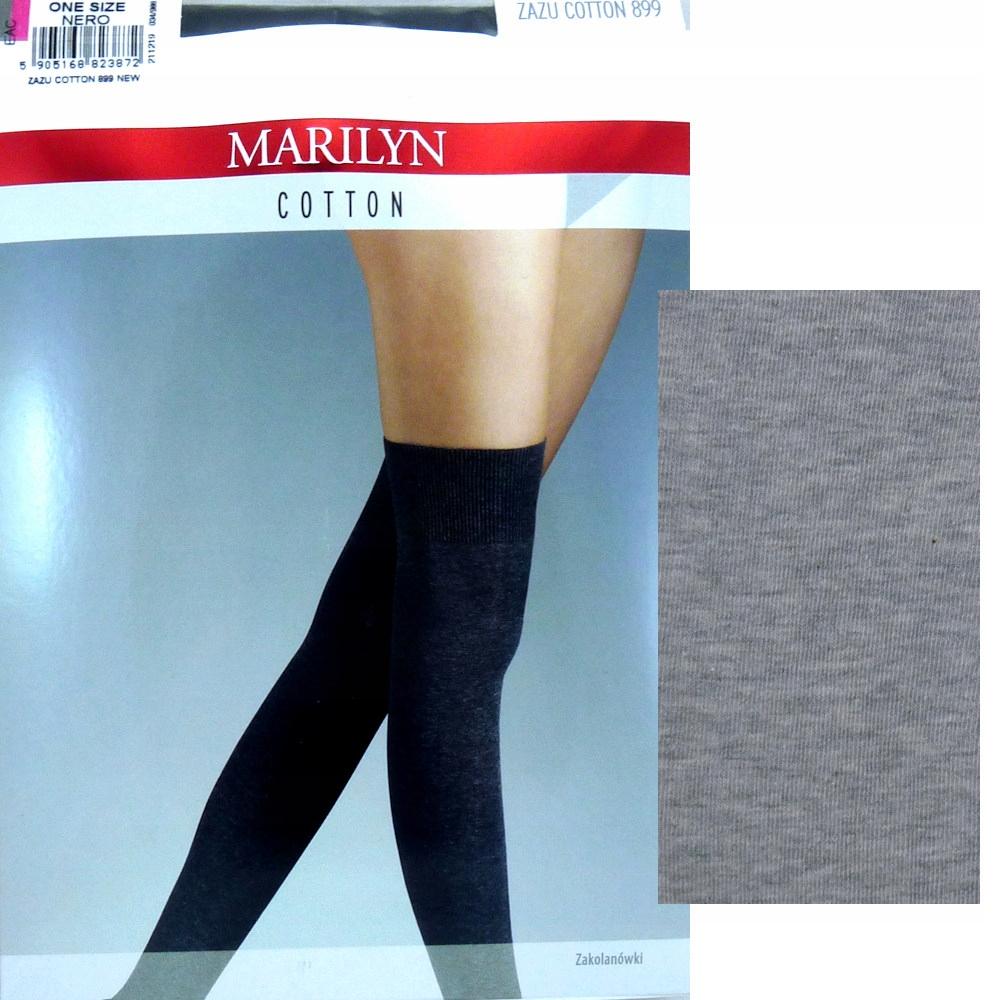 Marilyn Zazu Cotton 899 zakolanówki one size