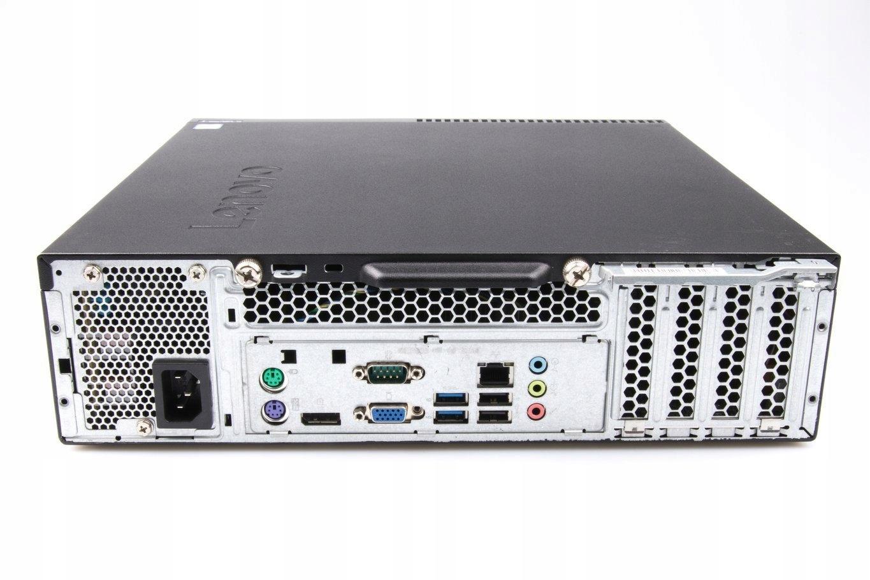 Купить ПК LENOVO M700 i7-6700 16 ГБ 256 ГБ SSD W10Pro SFF на Otpravka - цены и фото - доставка из Польши и стран Европы в Украину.