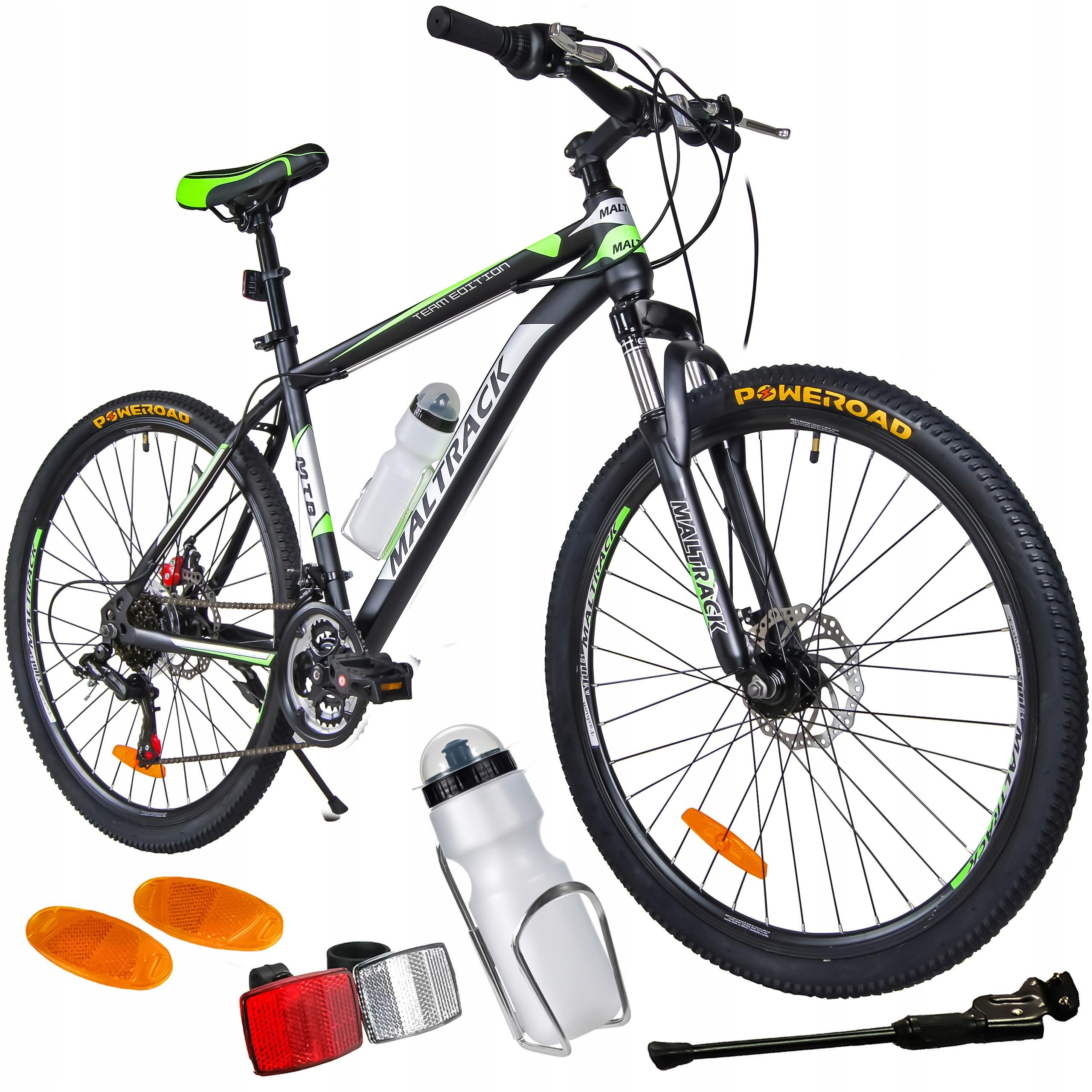 MTB горный велосипед 26 '' Shimano шокирующий битый