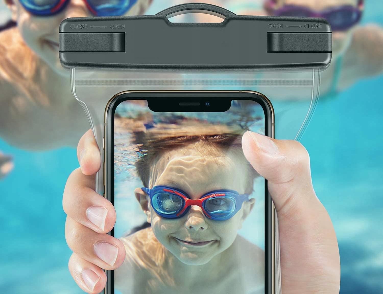 VANNTETT TELEFONVESKE BEACH POOL Universell bruk