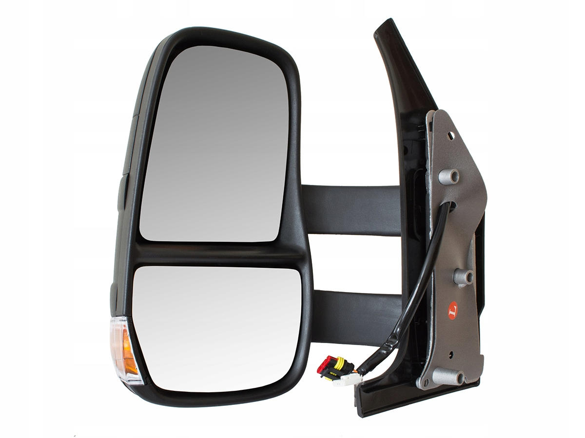 зеркало iveco daily 2006- левое длинные электрические