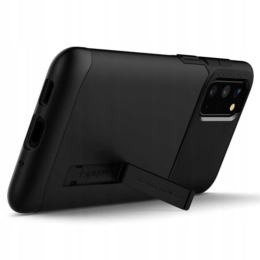 Etui Spigen Slim Armor do Samsung Galaxy S20 Black Kolor czarny