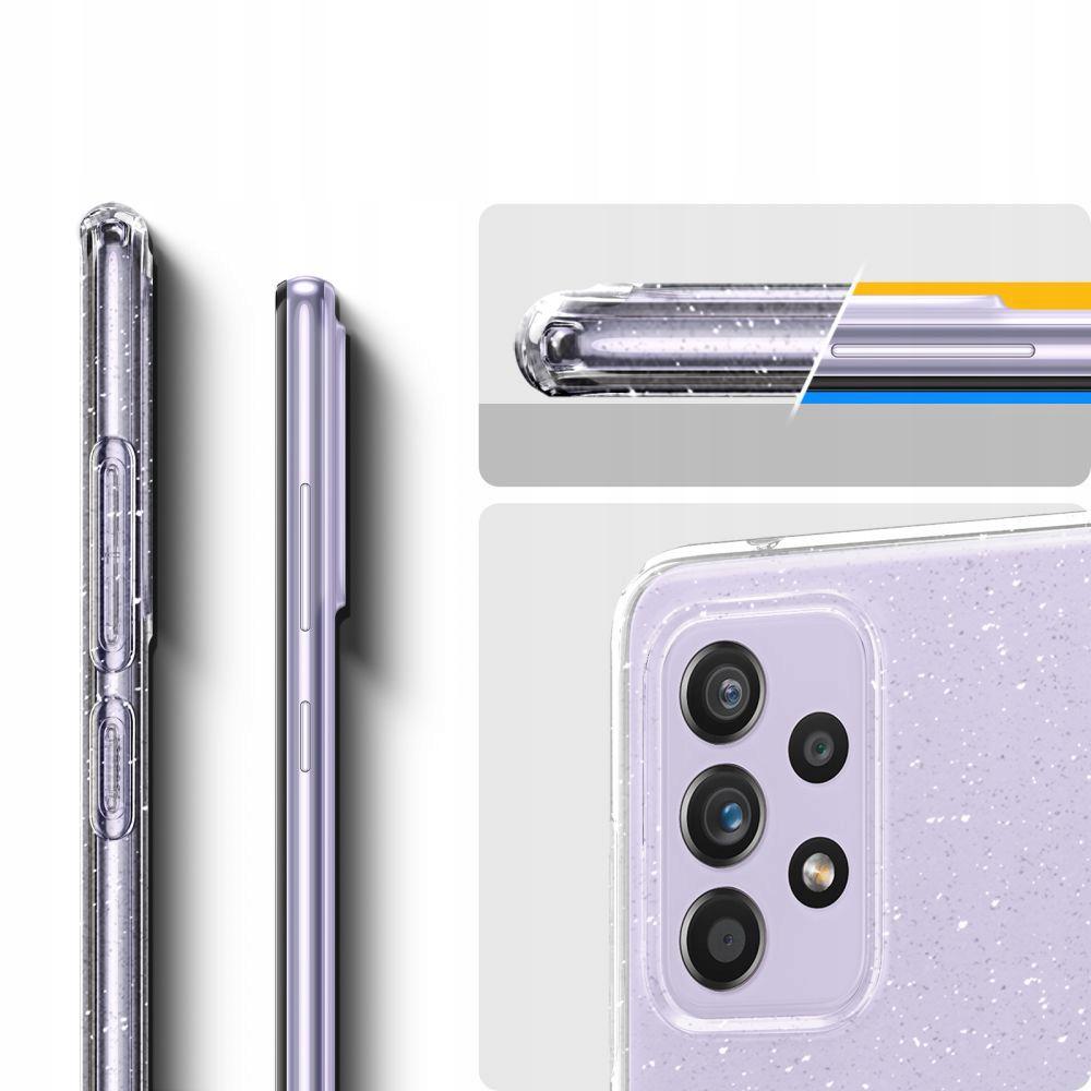 Купить Чехол для Galaxy A72 5G, блестящий чехол Spigen, чехол на Otpravka - цены и фото - доставка из Польши и стран Европы в Украину.