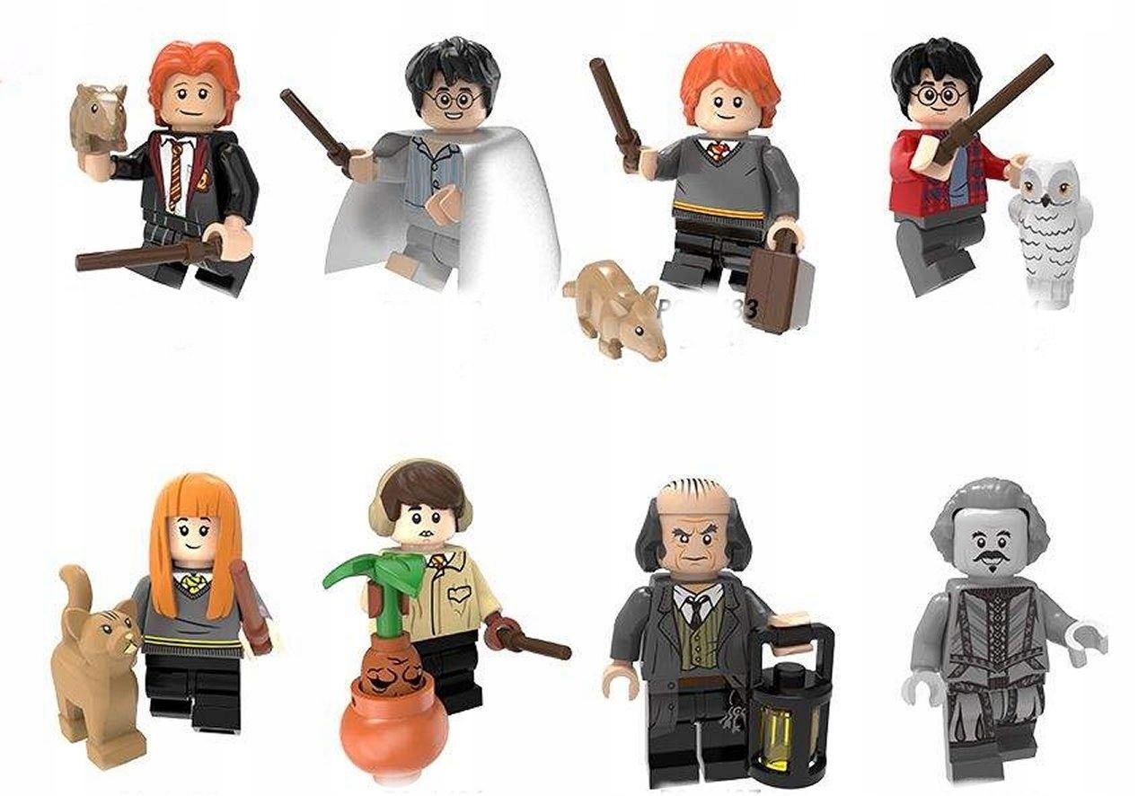 Figúrky hračky Harry Potter Neville Longbottom RON