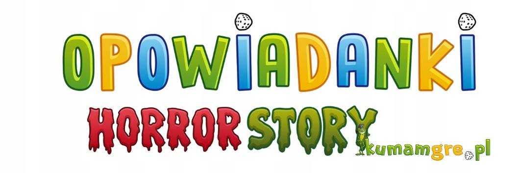 Eko gra dla dzieci OPOWIADANKI horror story Kod producenta KGK4