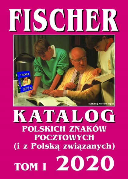 Item THE CATALOG OF STAMPS OF THE POLISH FISHER 2020