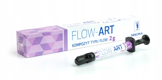 Светоотверждаемый композит Flow Art A1 Arkona