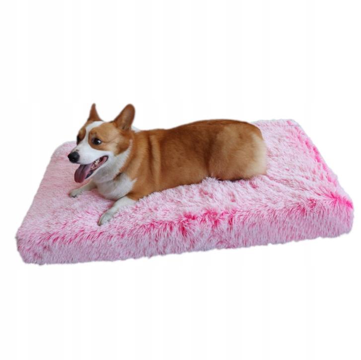МЯГКАЯ плюшевая кровать манеж для собак и кошек