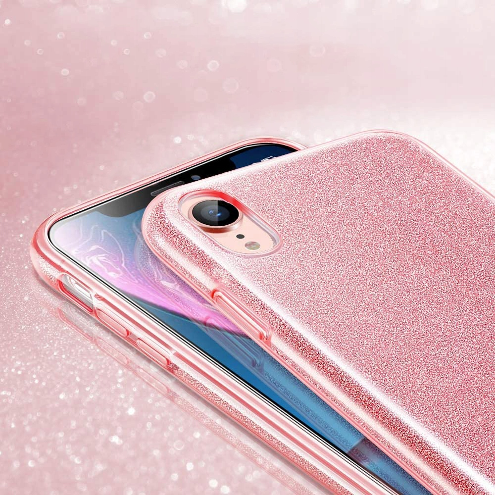 Etui Case Brokat + Szkło 9H do iPhone XR Kod producenta 2D20A