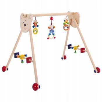 Vzdelávacia hračka pre batoľatá - medvedíky