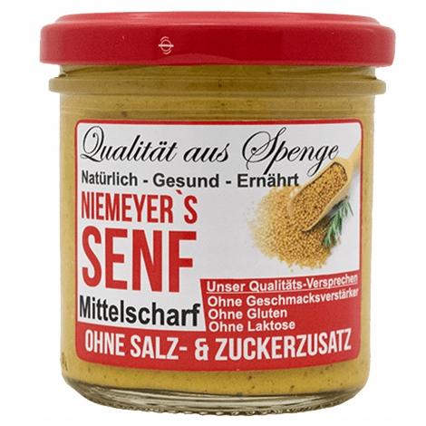 Горчица Нимейера без сахара | без соли веганский