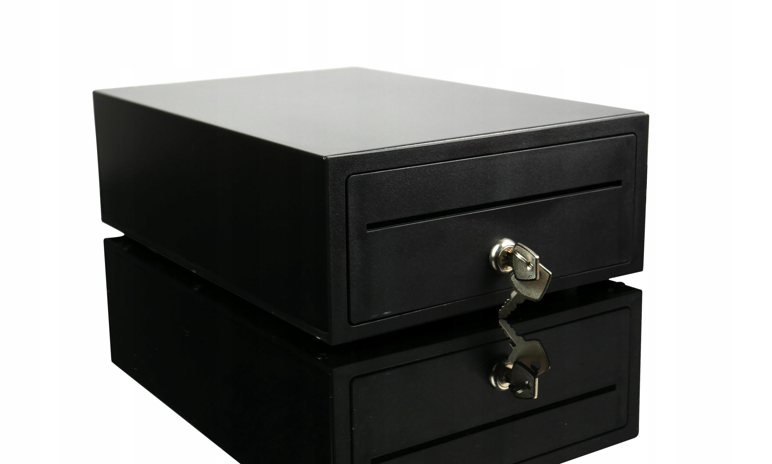 Szuflada kasowa KER-205 do kas fiskalnych drukarek