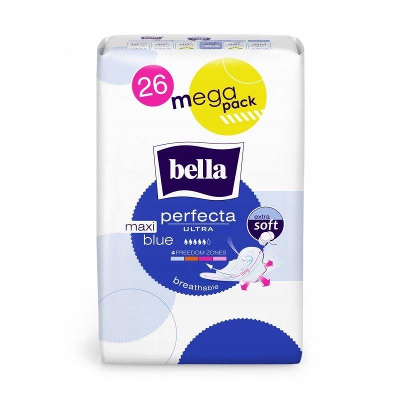 Гигиенические прокладки Bella Perfecta Ultra Maxi Blue 26 шт.
