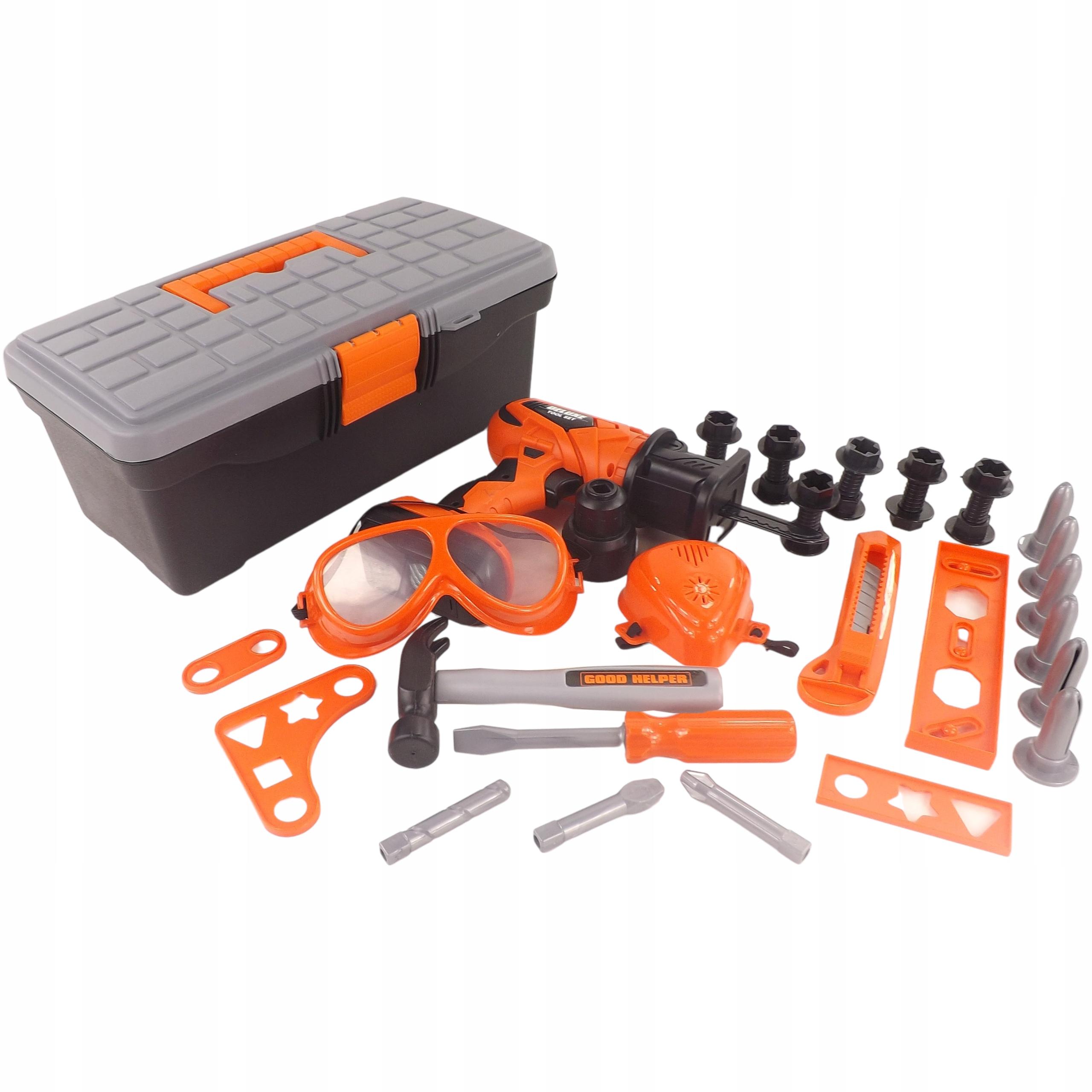 Zestaw Skrzynka Narzędzia Warsztat wiertarka 32335 Kod producenta HB3233-5
