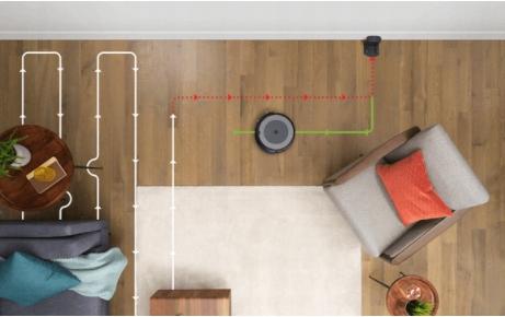 Робот-уборщик IROBOT Roomba i3 (i3154) Wi-Fi EAN 5060359287519
