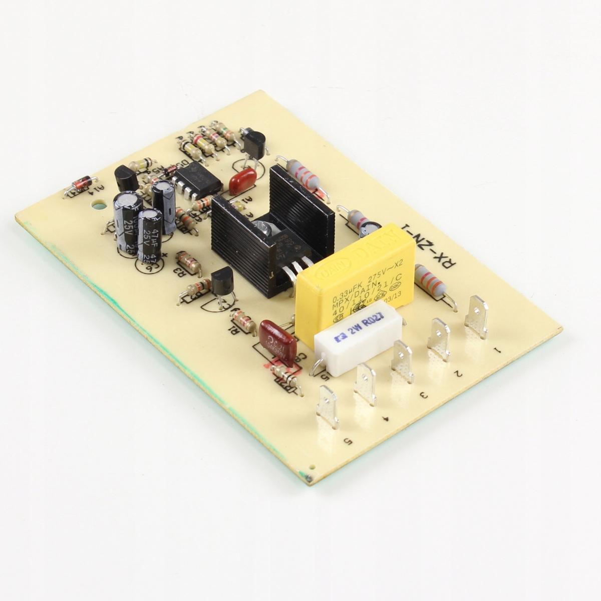 Ovládacia doska GRAPHITE 59G607 vysávač