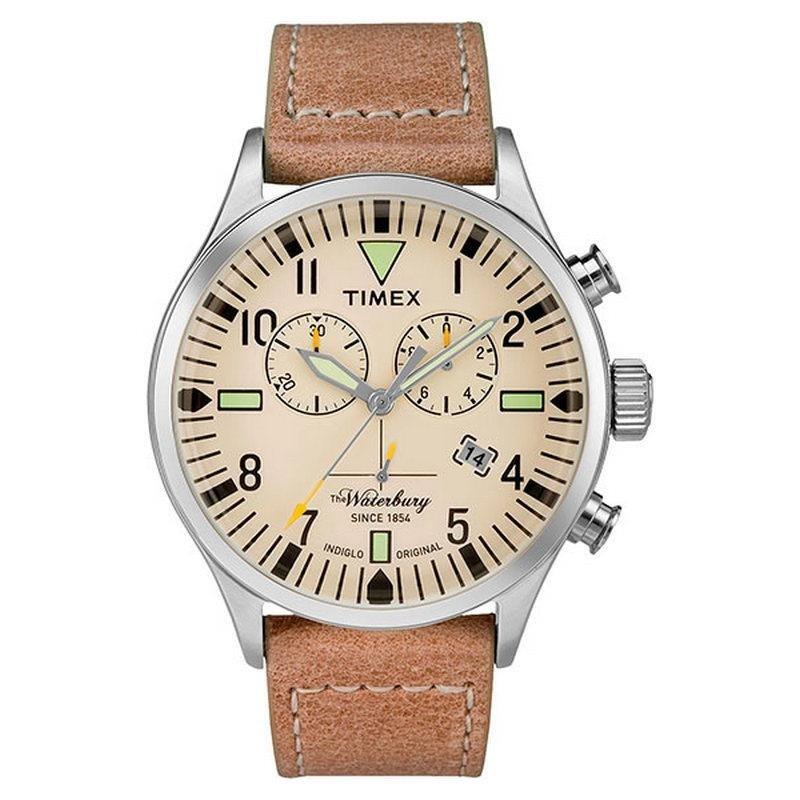 Zegarek Męski Timex TW2P84200 Waterbury Chrono ORY